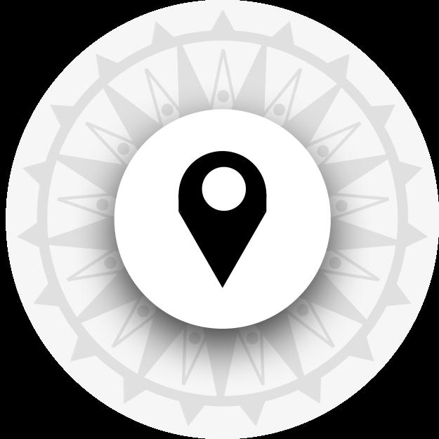 Карта мест в Банско